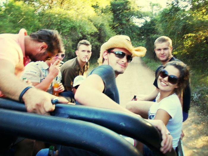 Booze Cruise! Enjoying Nature Good Times