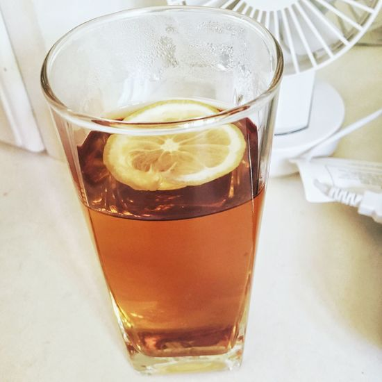 Glass Tea Teatime Morningtea Daily Lifestyles Life In Colors Warm Autumn Colors