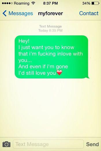 Cute Message Sweetheart♡♥ Love ♥