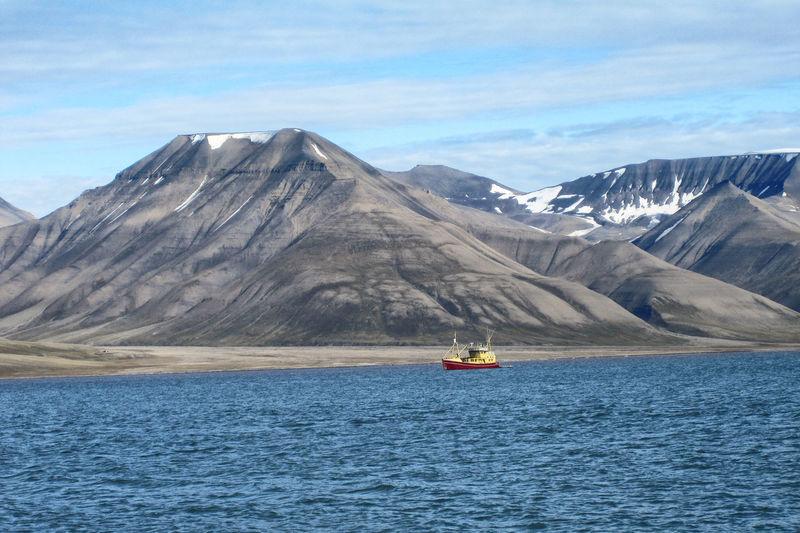 Fishing Boat at