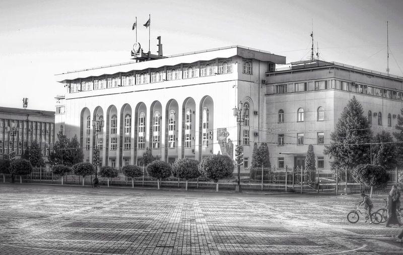 Площадь Ленина г.Махачкала