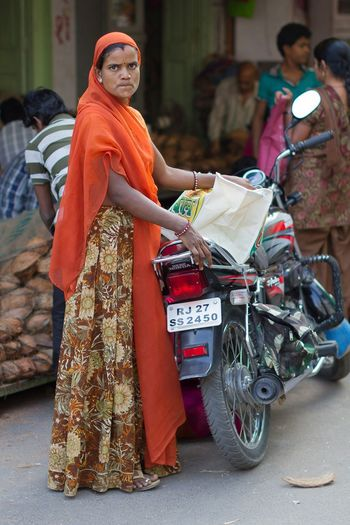 India in search of gender equality. Portrait Colors Women Indian People Incredible India India People Photography Travel Streetphotography