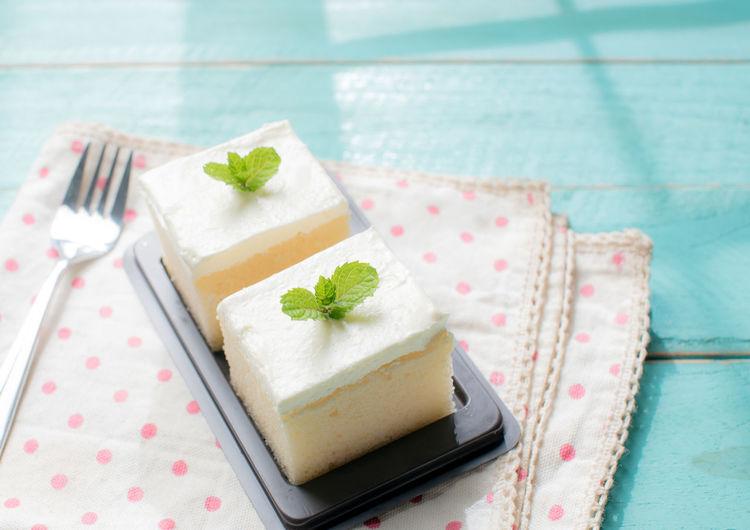 Cake Milk Wood