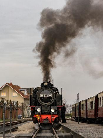 railroad, steam engine Railway Steam By Railway Old Railroad Steam Engine Steam Train Wagons