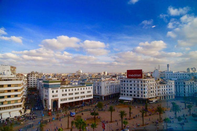 Casablanca, Morocco Casablanca CasablancaStreets Morroco Marokko Maroc Morocco Tramway My Favorite Photo Check This Out Hello World Relaxing Taking Photos Enjoying Life First Eyeem Photo Beautiful The Great Outdoors - 2016 EyeEm Awards