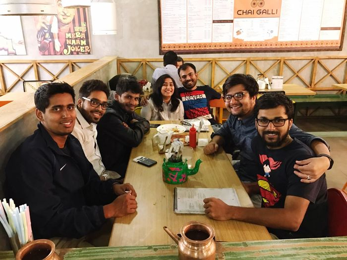 Chai Get Together Friends