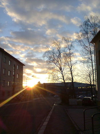 EyeEmNewHere Sun Sky Karvina Silesia