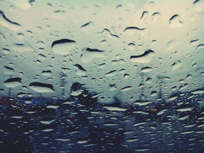Rain again . Rain