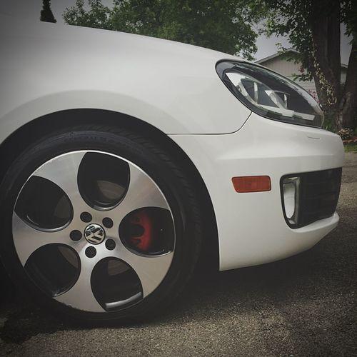 ill never gonna get rid of that baby Vdublove Vdub VW Mk6 GTI Turbo German Volkswagen