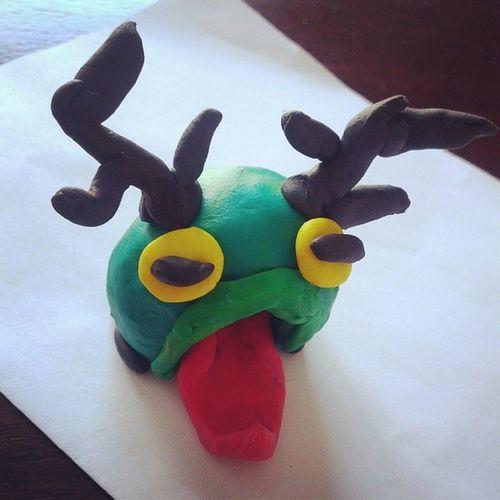 Awesome Plasticine Castlecrashers Mybubbins my daughter made