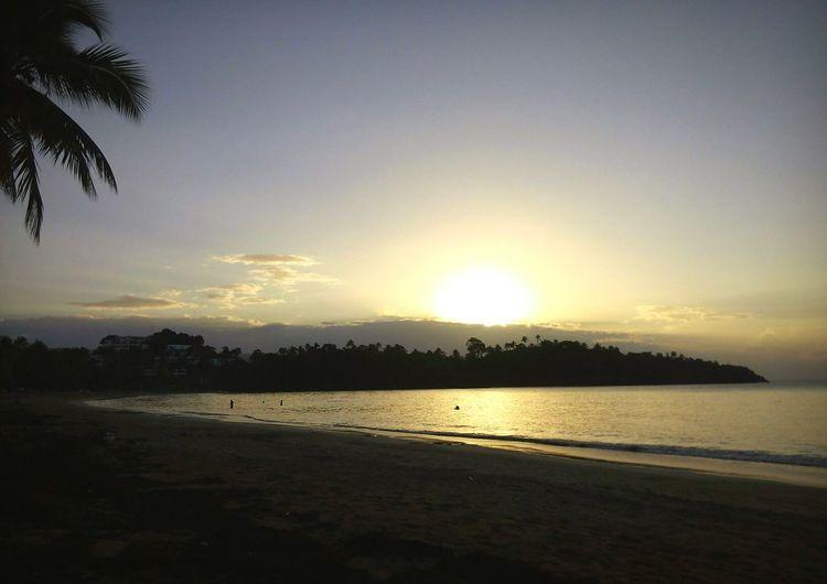 Beachphotography Dominican Republic Caribbean Sunset Beatiful Nature