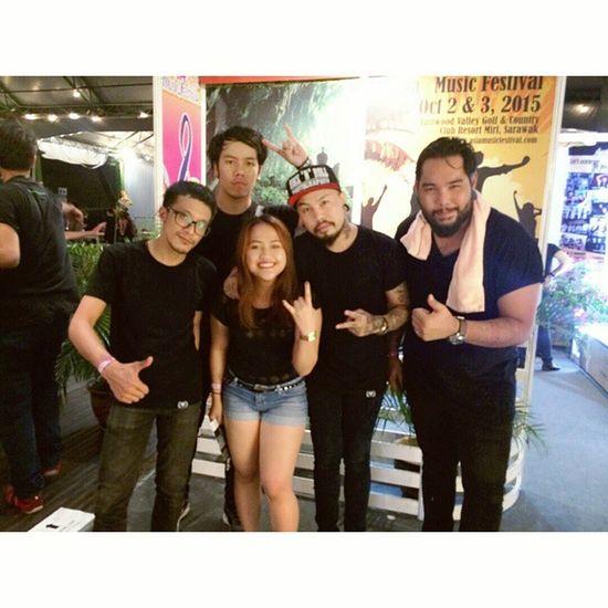 All the way from Thailand. Retrospect! Asiamusicfestival2014 Retrospect