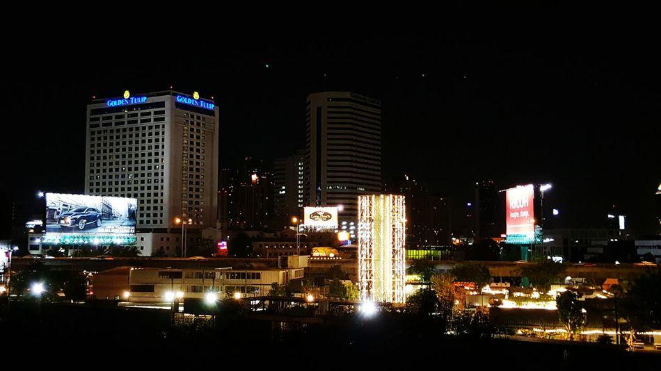 Cities At Night Bangkoknight