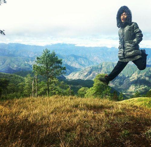 💚 Jumpshot Outdoors Nature Cordillera Postprocessed
