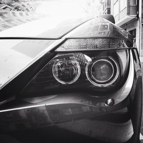 Vscocam Bmw 630i Headlight headlights