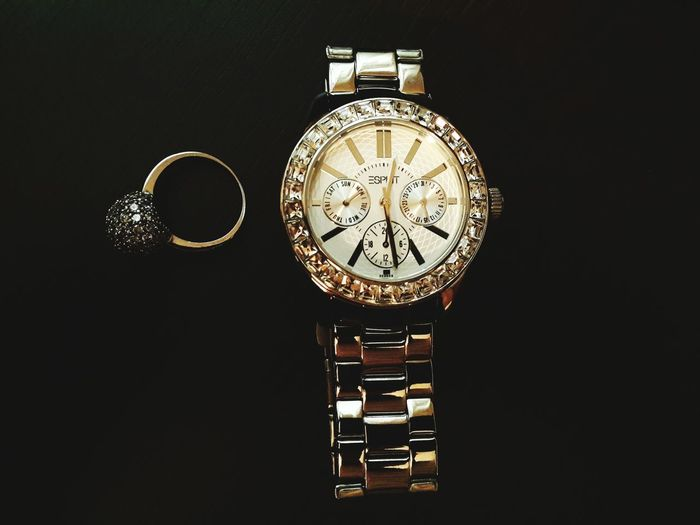 Wristwatch Esprit Silver Ring Check This Out Takenbyme