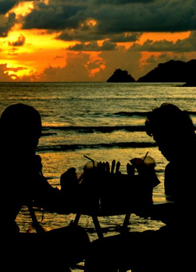 Sunset Nikon Streetphotography EyeEm Gallery Getting Inspired Relaxing Silhouette Enjoying Life EyeEm Thailand Pause