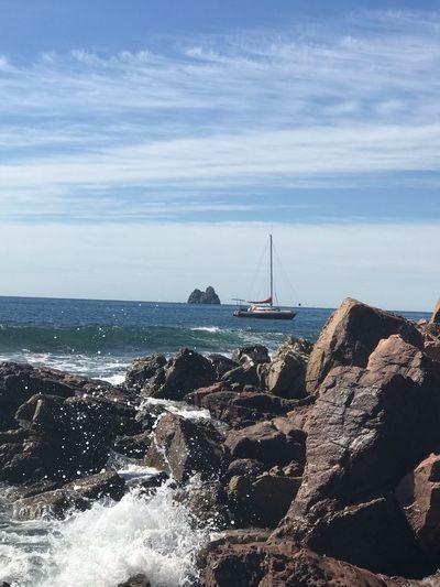 Mer bateau Sea