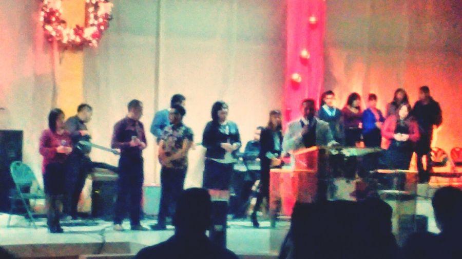 Navidad Atthechurch Singers Myfriends #Fregones