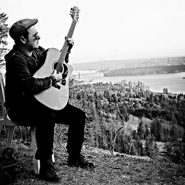 Taking time out your own misic is important in a songwriters world. Canada Vancouver Music Musician Samburrell Monochrome