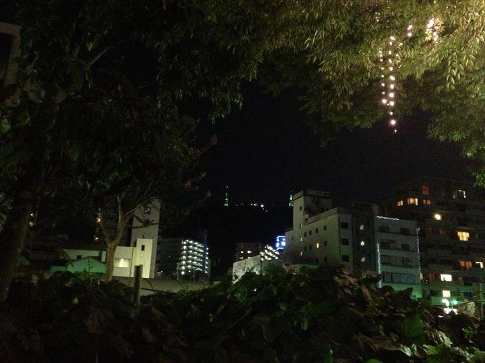 Landscape Night Landscape