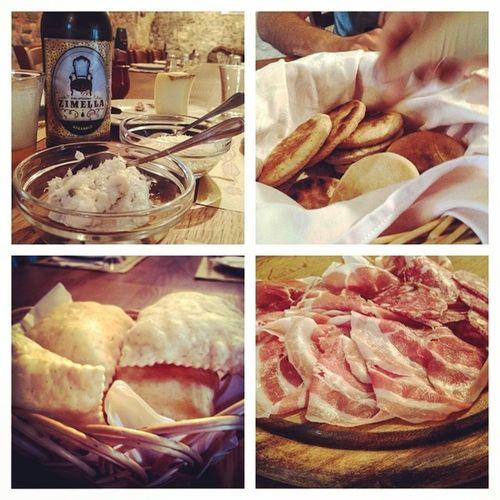 Italy Bier Reggioemilia Slowfood Prosciutto Tigelle Emiliaromagna Carpineti Gnocco Appenins Historicalandmark Zimella