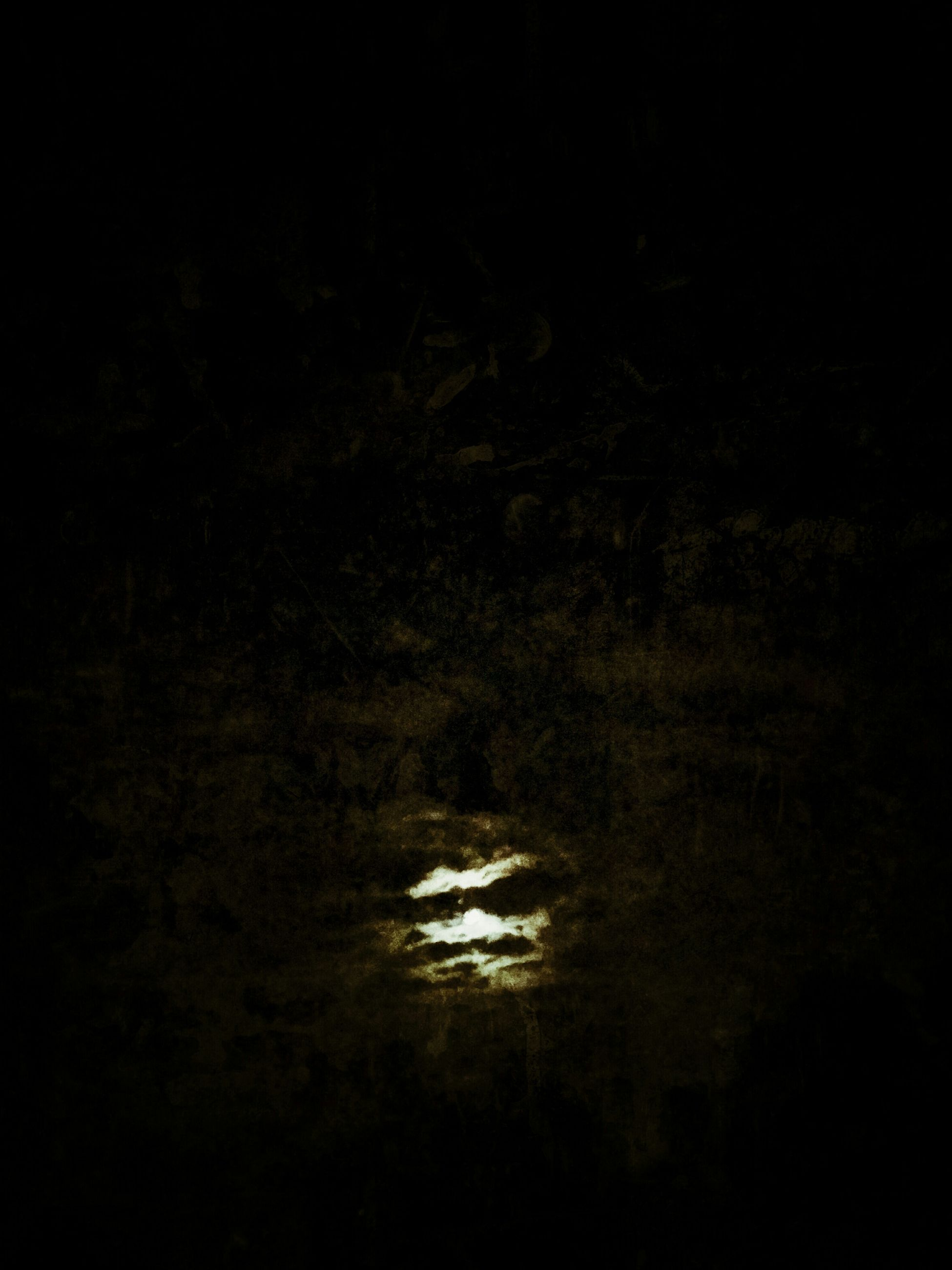 night, copy space, dark, tranquility, nature, black background, no people, beauty in nature, outdoors, tranquil scene, clear sky, high angle view, backgrounds, studio shot, scenics, mystery, light - natural phenomenon, vignette, idyllic
