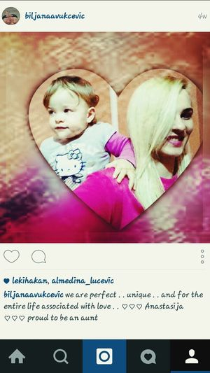 Instagram Last Days As Blondy ♡ Proud Auntie  Hi! Hello World Enjoying Life Sweet Love❤❤❤ Cheese! Natural Taking Photos