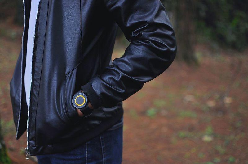 Men & jacket