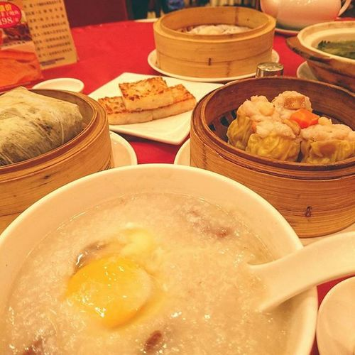 早. Canton Cantonesefood Food Breakfast
