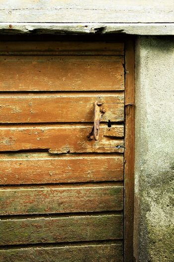 Architecture Building Exterior Built Structure Close-up Day Door No People Outdoors Wood - Material