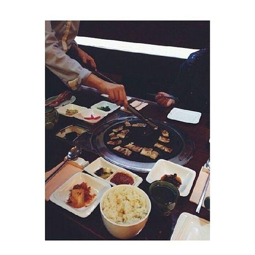 Dinner with friends @polinageyn @olgacheuzova13