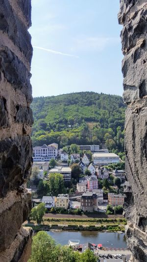 #urbanana: The Urban Playground #Urbanana Burg Altena Eyem Gallery EyEmNewHere Tree Mountain Sky Architecture Civilization Old Ruin Cliff Castle Historic Archaeology The Past