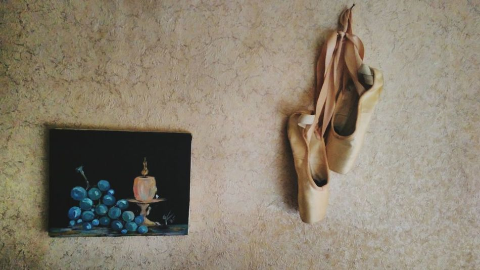 Art Art, Drawing, Creativity Drawing Ballet Shoes Ballet Painting Paint Eye4photography  Creative