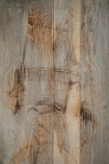 Full frame shot of old wooden planks