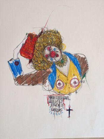 ....María representaba la más sutil y atroz de las comedias... El túnel de Sabato. www.algunasplantasraras.com