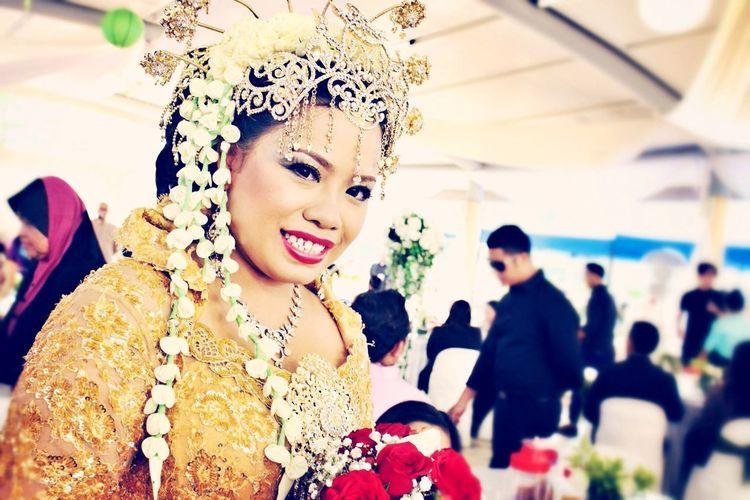 It's her Wedding day! EyeEm Best Shots Silhouette Portrait