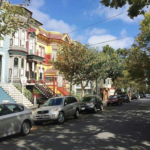 San Francisco Paintedladies Victorian