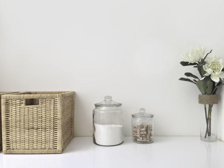 Shelf Studio Shot White Background Laundry Flower Clean Minimalist Dress Minimalism Minimal Wear Shirt Clothes Wash Washing Powder Clip Yard