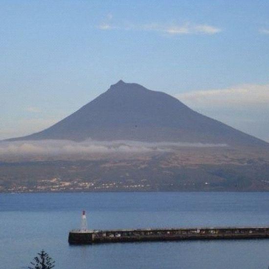 Azores Pico Volcano Portugal