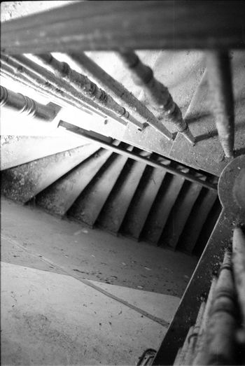 Analogue Photography Architectural Detail Taking Photos Lostplaces Light And Shadow