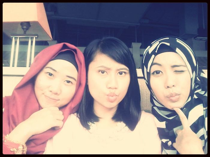 Enjoying Girls' Time in Bogor, Indonesia