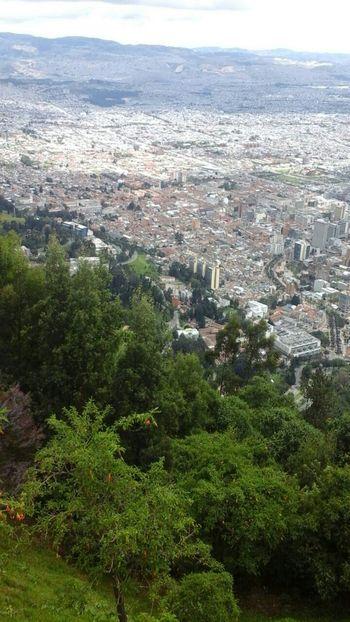 Bogota. Hermosa ciudad, ¿y la gente?