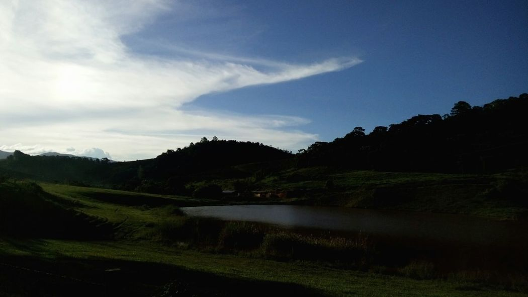 Minas Gerais Landscape No People Tree Outdoors Reflection Nature Lake Mountain Sky Scenics Beauty In Nature Day Water