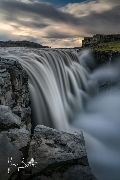 The mighty Dettifloss Dettifoss Iceland Waterfall Water_collection River Landscape_Collection Landscape_photography Nature_collection Eye4photography  Landscape Clouds And Sky Sony Images Sony A7RII Sonyalpha Long Exposure EyeEm Masterclass EyeEmbestshots EyeEm Best Shots - Landscape Sonyimages