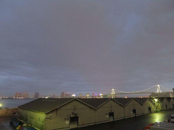 Night View Tokyo Bay
