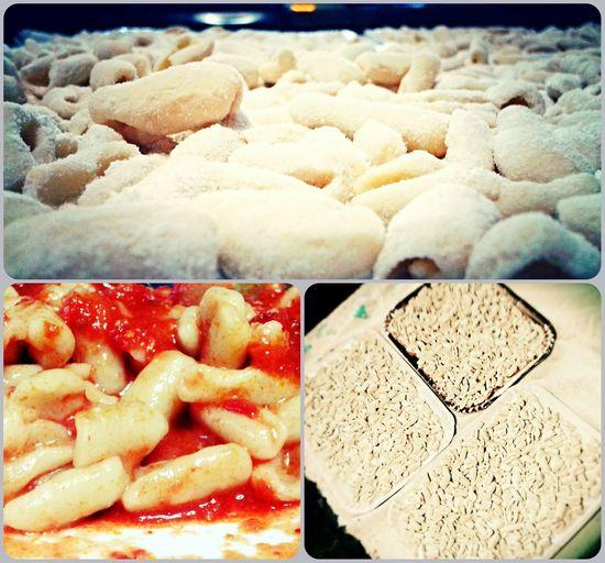 Buongiorno Happy :) BuonaDomenica  Cavatielli Pasta Fatta In Casa Buonappetito Ph Ida Nigro