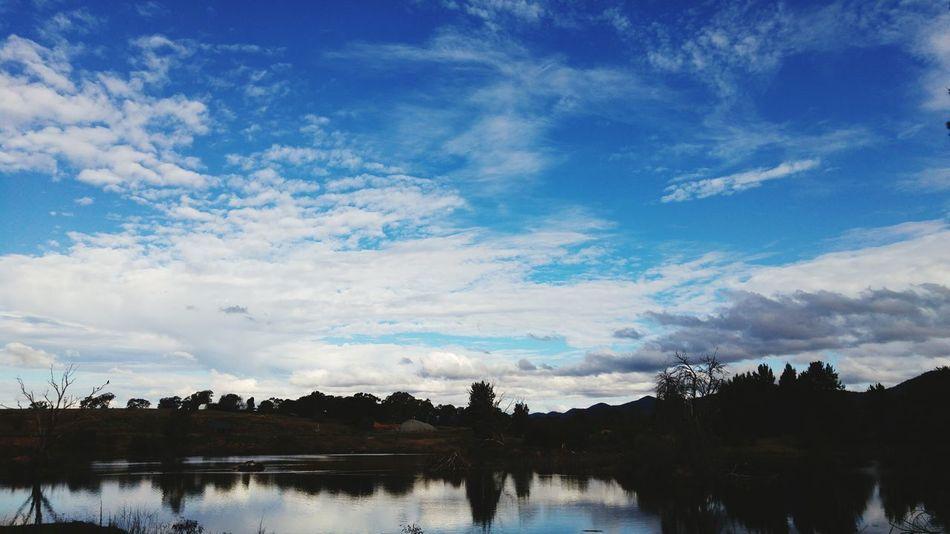 More blue skies Winter Relaxing Walking Bush Birds Mudgee Australia LGG4 G4photography