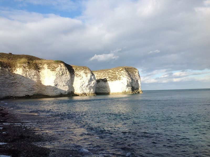 Sea No People Water Horizon Over Water Nature Outdoors Day Cliffs Natural Beauty Uk England Krajobrazy Nature Natura