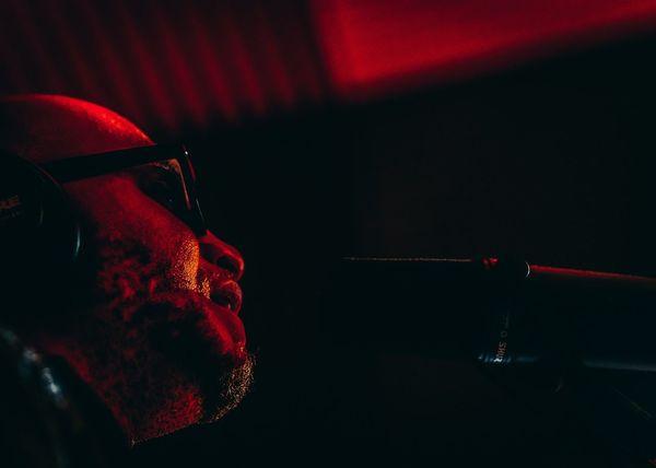 Musician Red Close-up Illuminated Night No People Indoors  Lighting Equipment